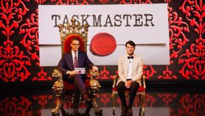 Jeremy Wells and Paul Williams have been announced as hosts of Taskmaster NZ. Photo / Supplied