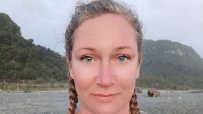 Melissa Ewings has been missing from the Clarence area, north of Kaikoura, for eight days. Her family are becoming increasingly worried, especially with bad weather set to hit. (Photo / Supplied)