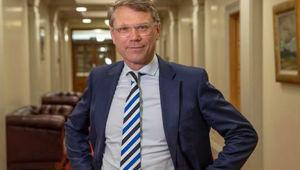Paul Goldsmith. (Photo / NZ Herald)