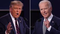 'Hot mess inside a dumpster fire': Presidential debate goes off the rails