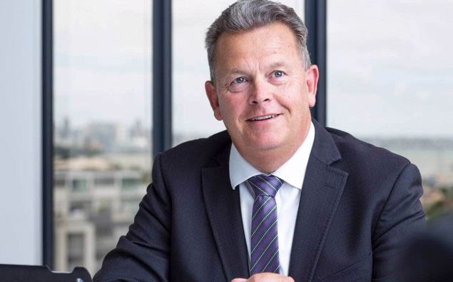 Stephen Mansfield, chief executive of Quest Apartment Hotels NZ. Photo / Supplied