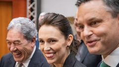 Winston Peters, Jacinda Ardern and James Shaw - our first true MMP coalition, but did it work? (Photo / NZ Herald)