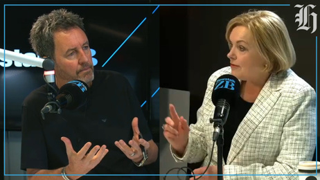Judith Collins on the debate, polls and National's policies