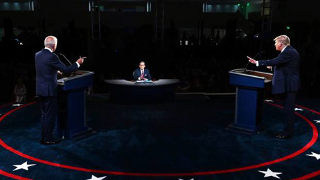 Anna Burns-Francis: World reacts with surprise and worry to Biden-Trump debate