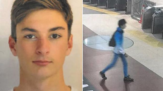 Missing: Eloi Jean Rolland has not been seen or heard from since March. CCTV shows the last day anyone saw him. Photos / Police / NZTA