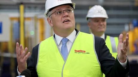 Murray Olds: Scott Morrison unveils $1.5 billion plan to grow Australia's economy
