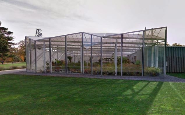 The plant was stolen from the Christchurch Botanic Gardens ( Google Street View )