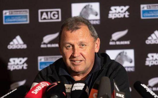 Ian Foster. (Photo / NZ Herald)