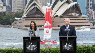 Francesca Rudkin: Trans-Tasman travel bubble announcement very modest