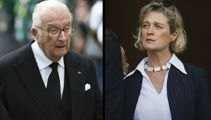 The secret daughter of former Belgian king wins the right to call herself a princess
