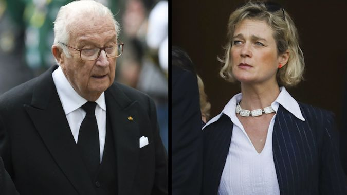 The once-secret daughter of former Belgian King Albert II has won a legal battle over her rights to a royal title and will now be officially known as Princess of Belgium.