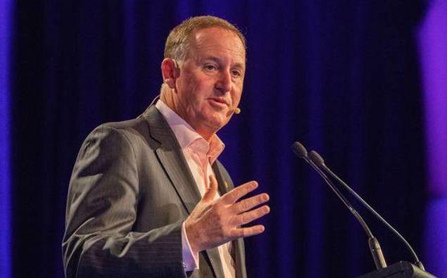 Sir John Key. Photo / NZ Herald