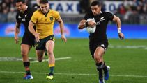 Three new faces: All Blacks reveal team to take on Wallabies