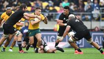All Blacks and Wallabies 16-all in first test match of the year