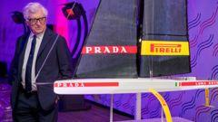 Luna Rossa Prada Pirelli team owner Patrizio Bertelli. Photo / Supplied