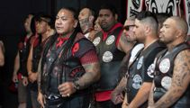 Mongrel Mob Waikato leader hits back at police drug claims about his chapter