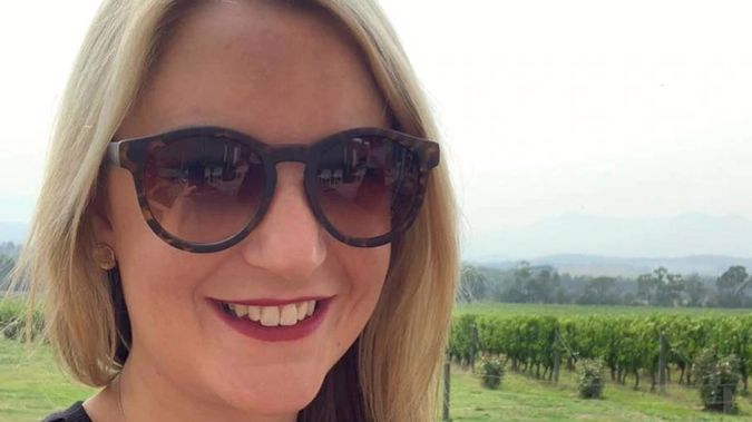 Kate Bell, 31, was reportedly murdered by her boyfriend in his Richmond apartment in the early hours of October 10. (Photo / Supplied)