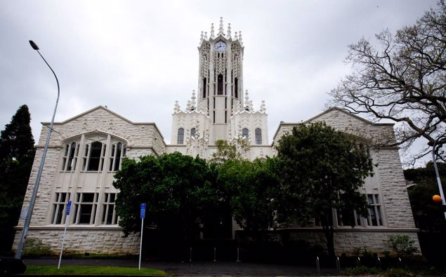Universities such as Auckland University (above) will be able to bring back 250 postgraduate students from next month. (Photo / Dean Purcell)