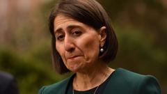 New South Wales Premier Gladys Berejiklian. (Photo / Getty)