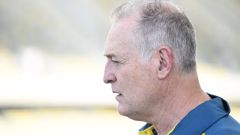 Wallabies great David Campese. (Photo / Getty)
