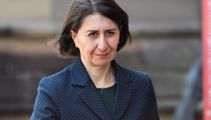 Gladys Berejiklian in the middle of drama as Maguire steps up to the box