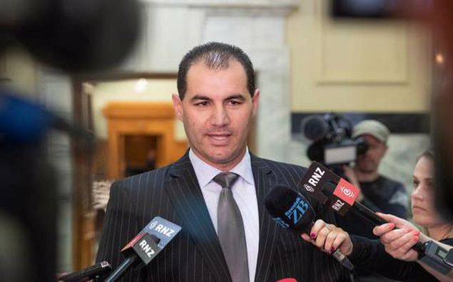 """Advance NZ co-leader Jami-Lee Ross said he rejected Mallard's move and labelled it """"draconian"""". Photo / NZ Herald"""