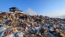 Hundred thousands of plastic containers are sent to landfill a week