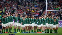 The Springboks at the 2019 Rugby World Cup. Photo / Photosport
