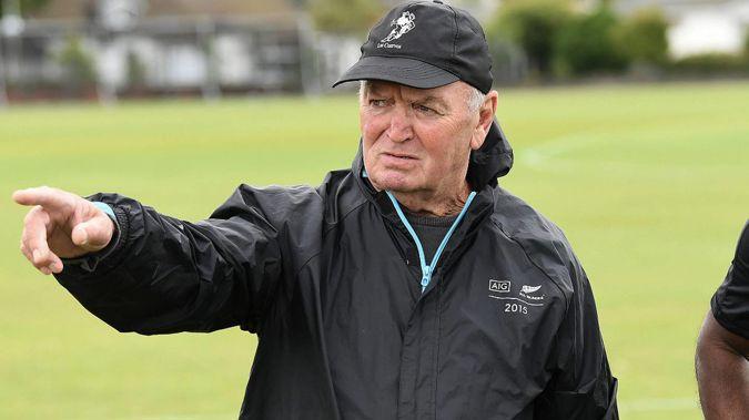 Former All Blacks head coach Sir Graham Henry. Photo / Photosport