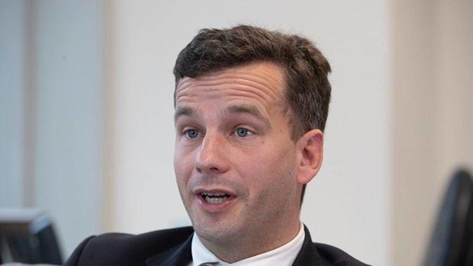 David Seymour is no longer the Nigel NoMates of politics. Photo / Mark Mitchell