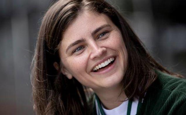 Chloe Swarbrick.