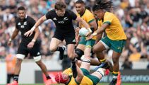 All Blacks claim 27-7 victory over Wallabies - first win of Foster era
