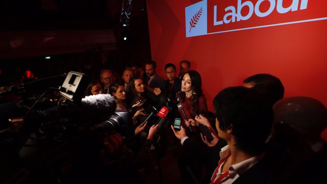 Political commentators weigh in on Labour's historic win and National's bloodbath