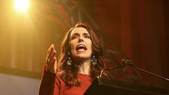 Jacinda Ardern. (Photo / Getty)