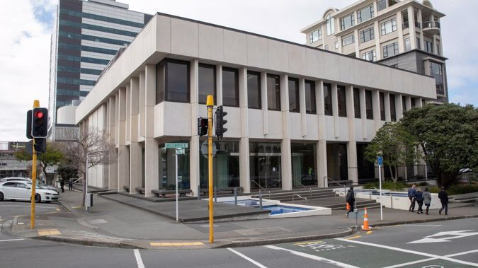 The Court of Appeal, Wellington. Photo / Mark Mitchell