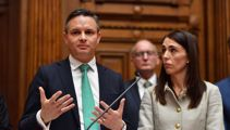 Jacinda Ardern meets Greens leaders for first time since election