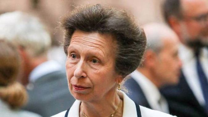 Princess Anne in line to be 'kicked out' of royal inner circle