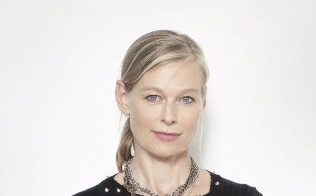 Fashion designer Kate Sylvester.