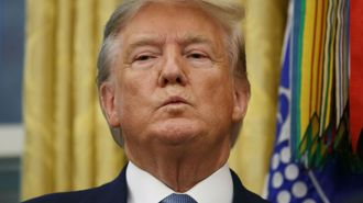 Trump abruptly ends '60 Minutes' interview weeks out from election