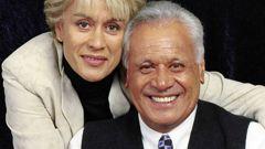 Dame Kiri Te Kanawa and Sir Howard Morrison. Photo / Supplied