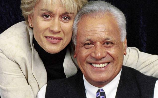 Tension with Dame Kiri, affairs with women: Son's 'raw' book on Sir Howard Morrison's life