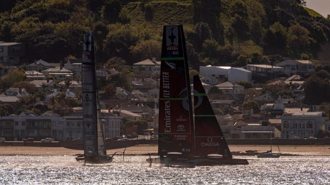 Challenger of record Luna Rossa has denied fans top views of America's Cup courses. (Photo / Supplied)