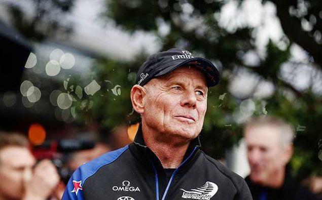 Team NZ boss Grant Dalton. (Photo / Getty)