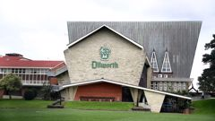 Dilworth School in Epsom, Auckland, which is at the centre of allegations of historical sexual abuse. Photo / file