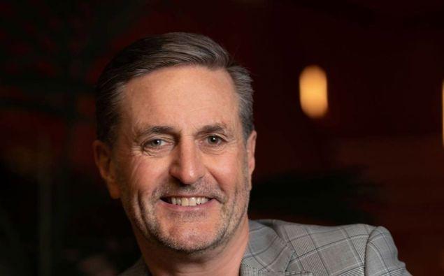 Gary Rohloff, managing director of Laybuy. Photo / NZ Herald