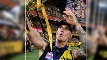 Shane Martin proud of 'history-making' kiwi son
