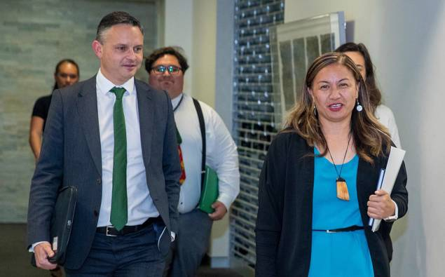 Greens and Labour confident a deal can be reached by Friday
