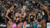 'We're going in blind': Silver Ferns take the test court after nine long months