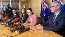 'Win-win agreement' - Labour and Greens leaders sign co-operation agreement