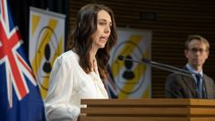 PM Jacinda Ardern says the testing systems is catching cases. Photo / file
